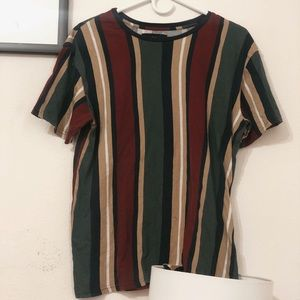 Men's PacSun striped tee